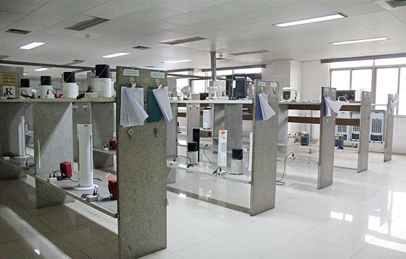 高拍仪厂家寿命实验室